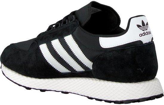 bol.com | Adidas Heren Sneakers Forest Grove - Zwart - Maat 48⅔