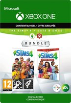 The Sims 4 Basisspel + Cats and Dogs Add-on - Xbox One Download