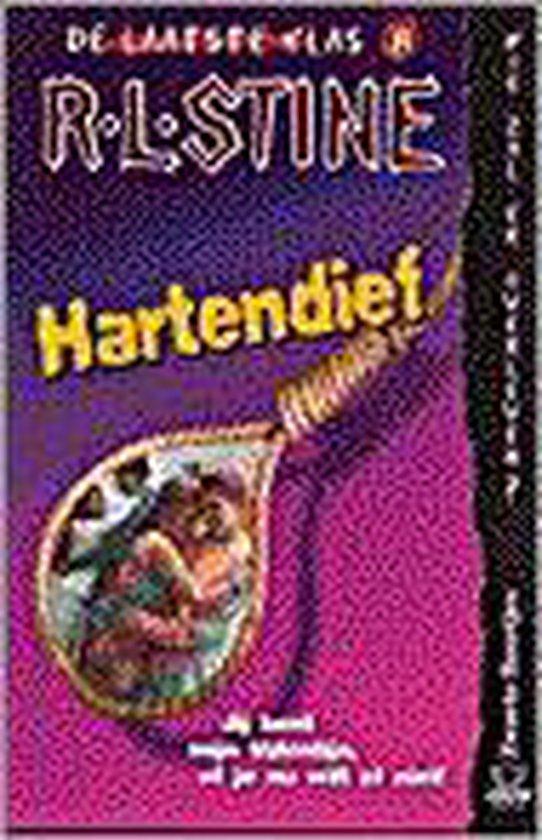 Hartendief - R.L. Stine |