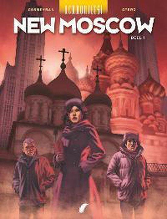 Uchronie[s] 001 New Moscou 1 - Otero |