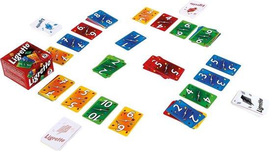 Ligretto - Rood - Kaartspel