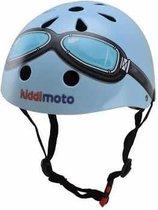 Kiddimoto helm Blue Goggle Small