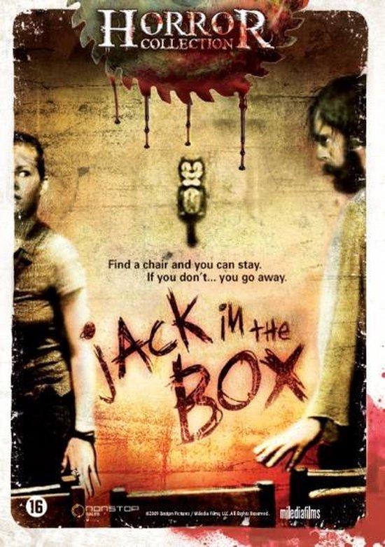 Cover van de film 'Jack In The Box'