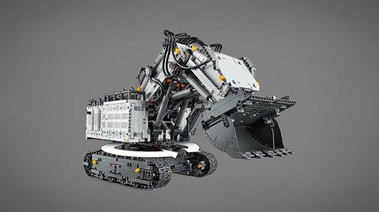 LEGO Technic Liebherr R 9800 Graafmachine - 42100