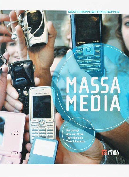 Maatschappijwetenschappen Massamedia - B. Schuijt |