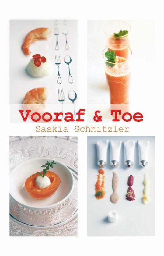 Boek cover Vooraf en Toe van Saskia Schnitzler (Paperback)