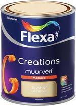 Flexa Creations - Muurverf Metallic - Touch Of Glamour - 1 liter
