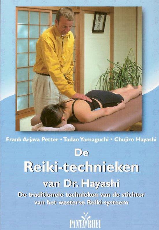 De Reiki-technieken van Dr. Hayashi - F.A. Petter  