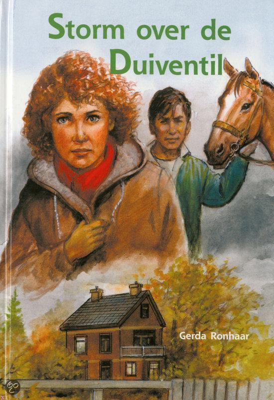 Storm over de Duiventil - Gerda Ronhaar  