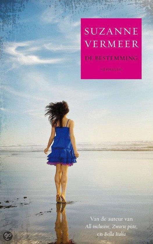 Boekomslag van 'De bestemming'