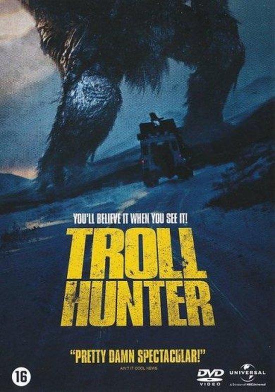 Cover van de film 'Troll Hunter'