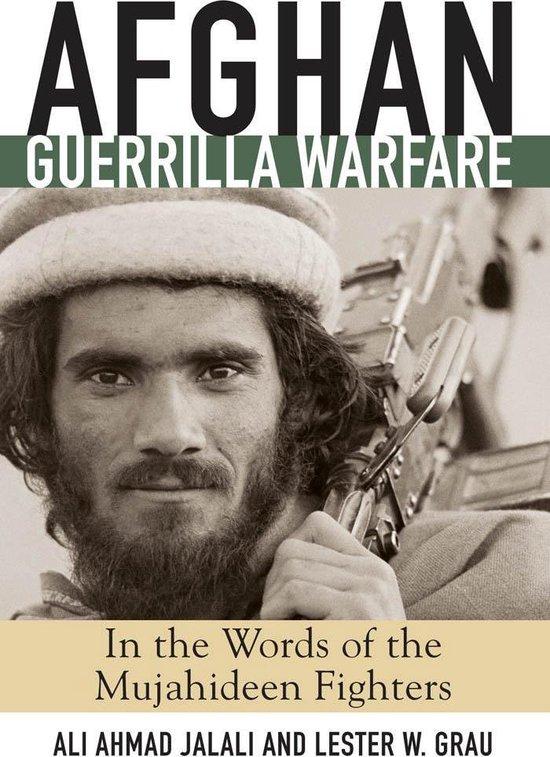 Boek cover Afghan Guerrilla Warfare van Ali Ahmad Jalali (Onbekend)
