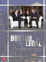 Dvd Boston Legal - Complete Collection - 27 Disc