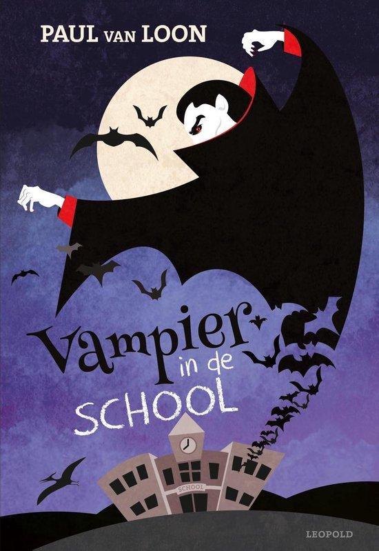 Vampier in de school - Paul van Loon pdf epub
