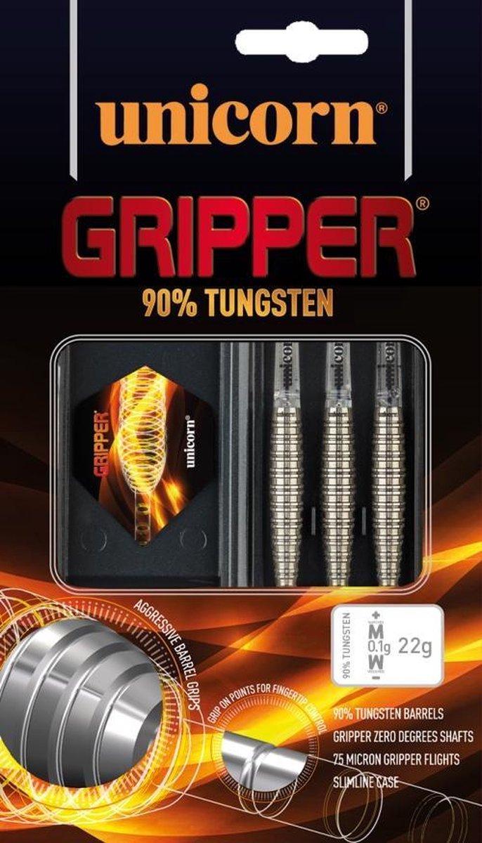 Unicorn Steeltip Gripper 90% 5 22 gram Dartpijlen