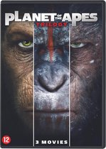 Planet Of The Apes - Trilogy