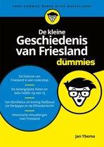 Voor Dummies - De kleine geschiedenis van Friesland voor dummies