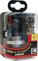Carpoint 7-Delige Reservelampenset H4