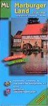 Marburger Land Ost und West. 1 : 50 000. Topographische Freizeitkarte ML