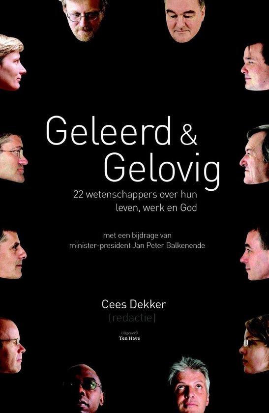 Geleerd en gelovig - Cees Dekker | Readingchampions.org.uk