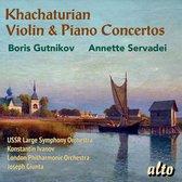 Khachaturian: Violin & Piano Concer