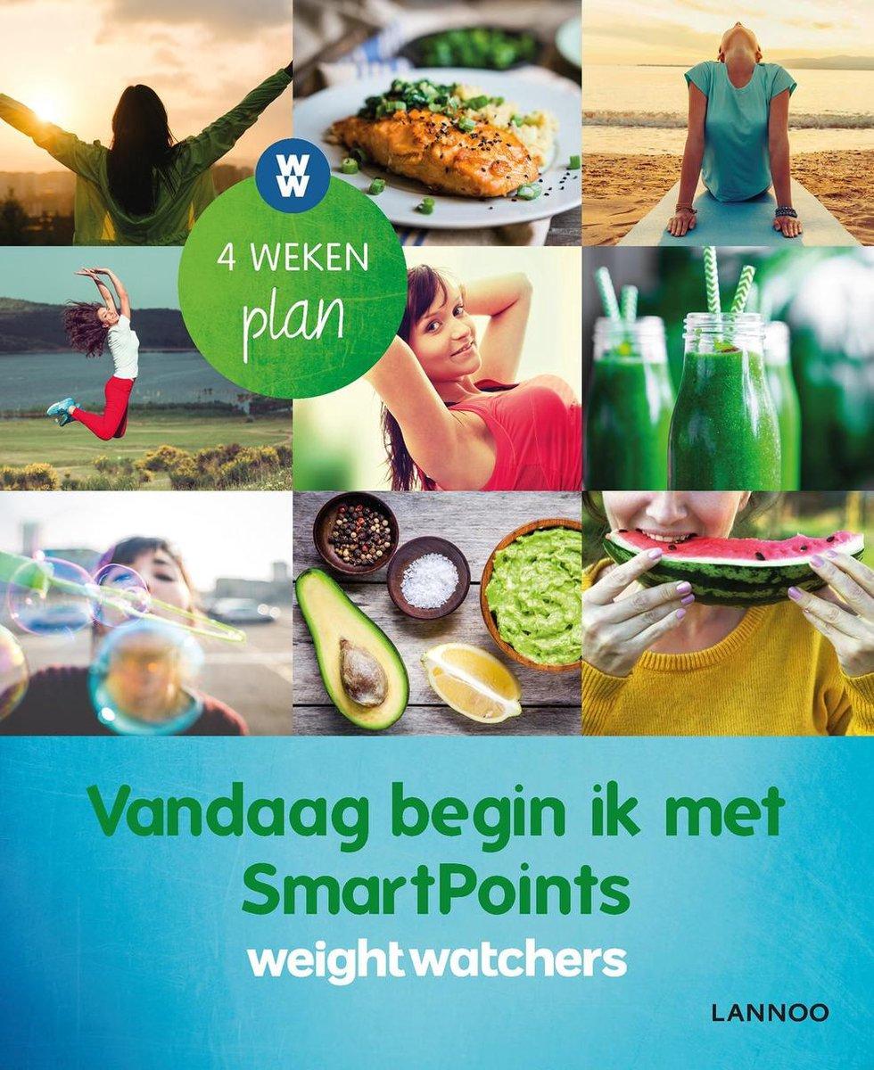 Vandaag begin ik met smartpoints - Weight Watchers