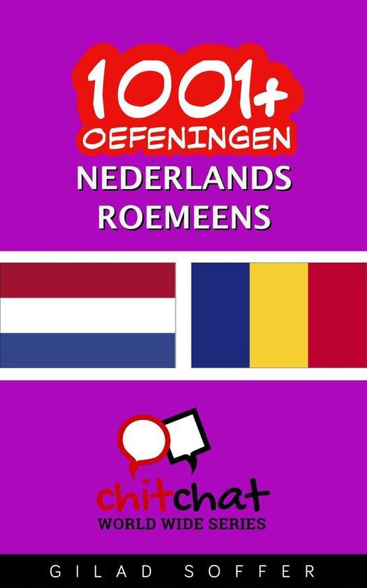 1001+ oefeningen nederlands - Roemeens - Gilad Soffer |