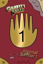 Boek cover Gravity Falls Journal 1 van Genitox Publishing
