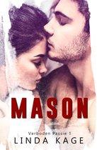 Omslag Verboden Passie 1 - Mason
