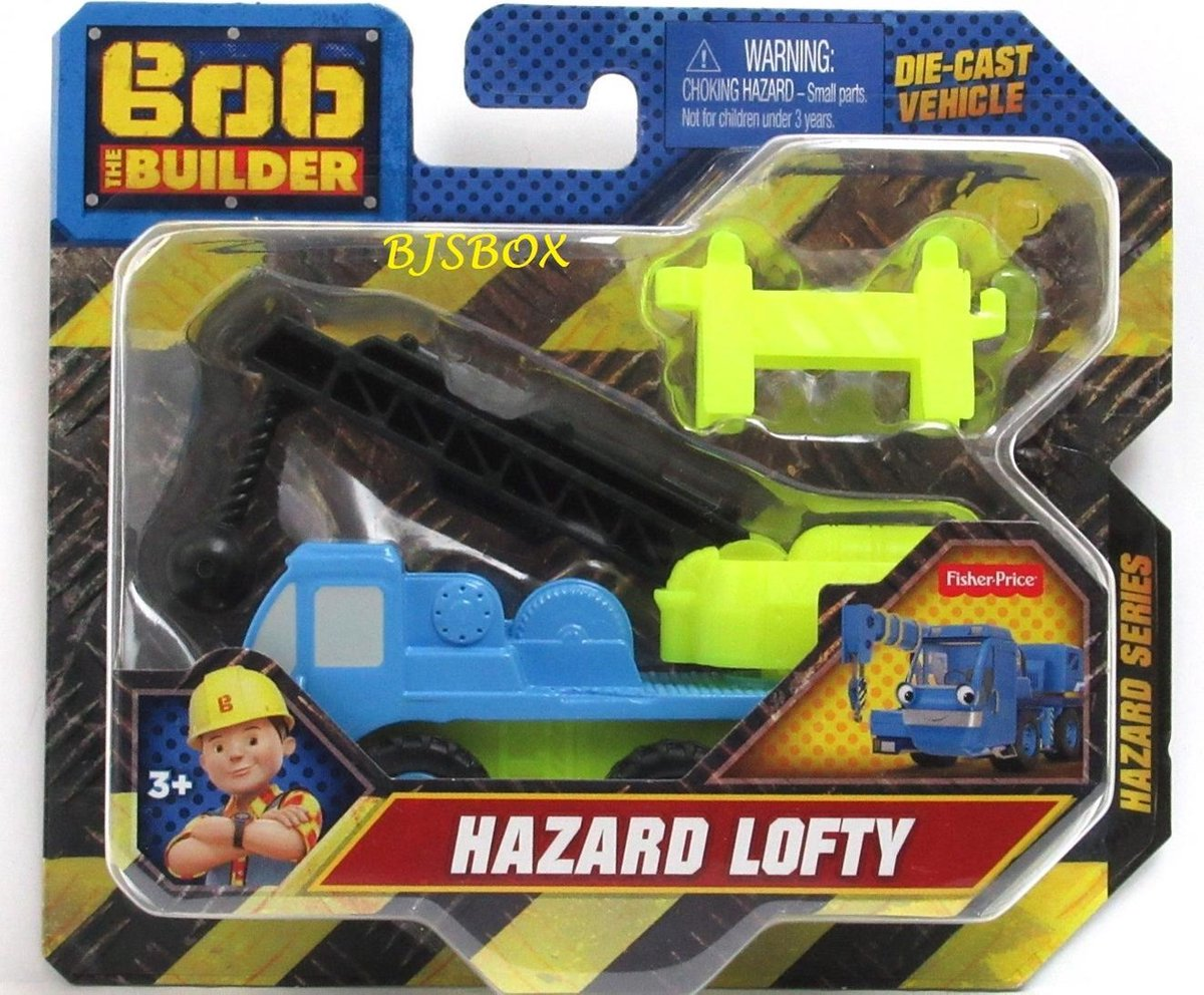 Bob de Bouwer Hazard Lofty