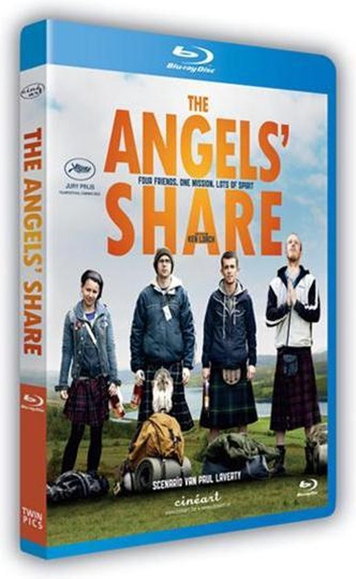 Cover van de film 'The Angels' Share'