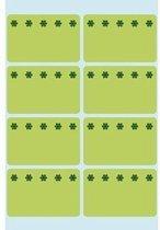 Huismerk Herma 3775 Diepvries Etiket 26x40mm Fluor-Groen