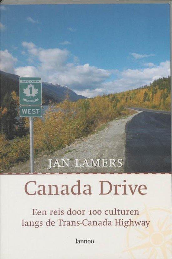 Cover van het boek 'Canada Drive'