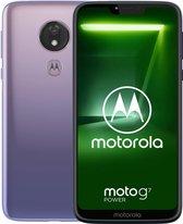 Motorola Moto G7 Power - 64GB - Dual Sim - Iced Violet (paars)