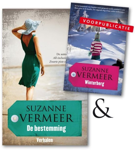 De bestemming - Suzanne Vermeer pdf epub
