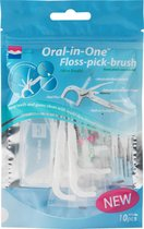 World Wide Daily Oral-in-One Tandenstokers 10 Stuks