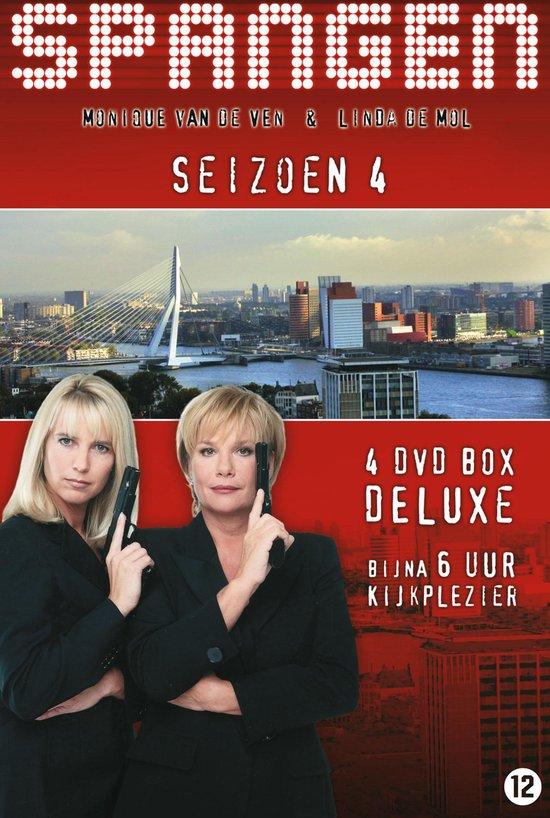 Cover van de film 'Spangen'