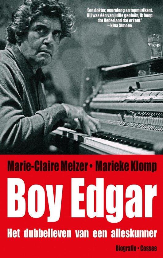 Boy Edgar - Marieke Klomp  