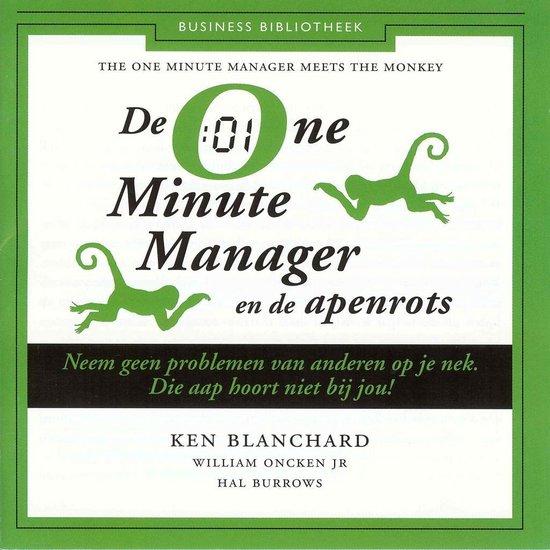De One Minute Manager en de apenrots - Ken Blanchard |