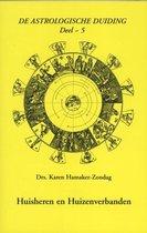 De astrologische duiding 5 -   Huisheren en huizenverbanden
