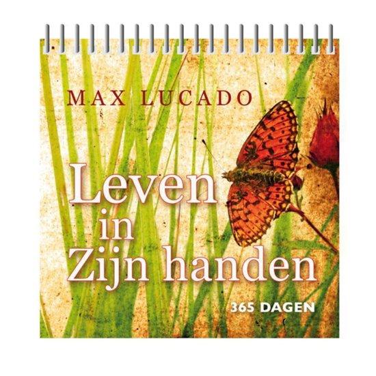 Leven in Zijn handen - Max Lucado   Readingchampions.org.uk
