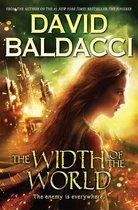 Omslag The Width of the World (Vega Jane, Book 3)