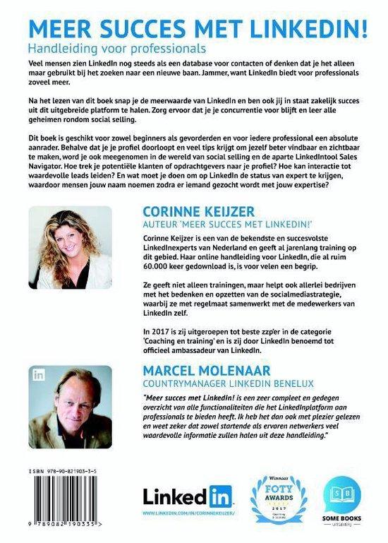 Meer succes met LinkedIn! - Corinne Keijzer