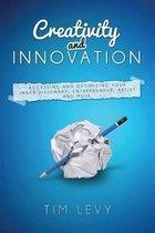 Boek cover Creativity and Innovation van Tim Levy
