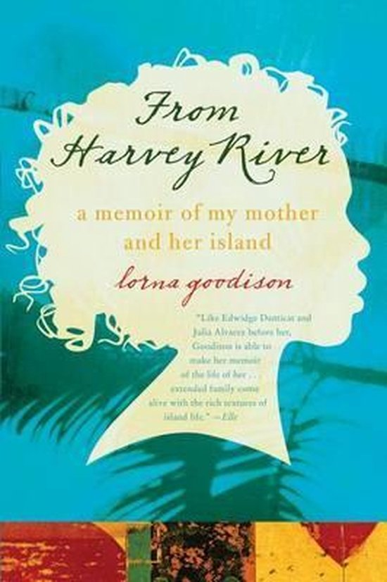 Boek cover From Harvey River van Lorna Goodison