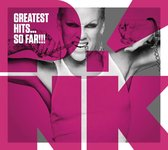 CD cover van Greatest Hits... So Far!!! van Pink
