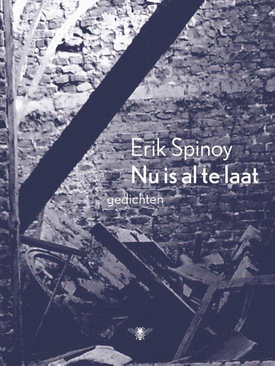 Nu is al te laat - Erik Spinoy |