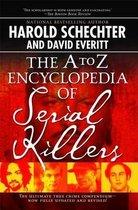 Omslag The A-Z Encyclopedia Of Serial Killers