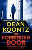Omslag The Forbidden Door (Jane Hawk Thriller, Book 4)