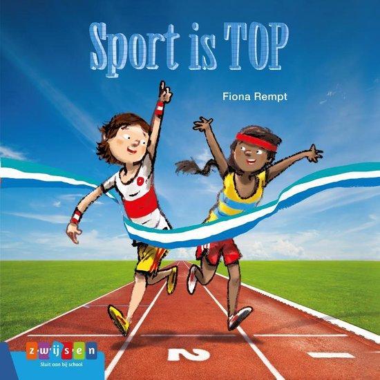 Leesserie Estafette - Sport is top - Fiona Rempt |